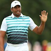 Jhonattan Vegas holds off crowd to win RBC Canadian Open