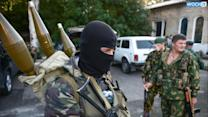 Ukraine Rebels Say They Are Poised To Recapture Donetsk Airport