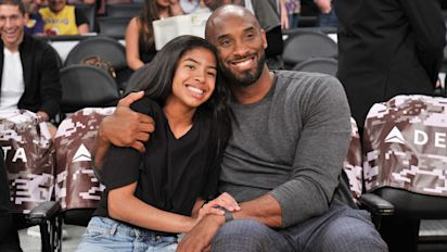 Kobe's surviving daughters must also grieve a sister