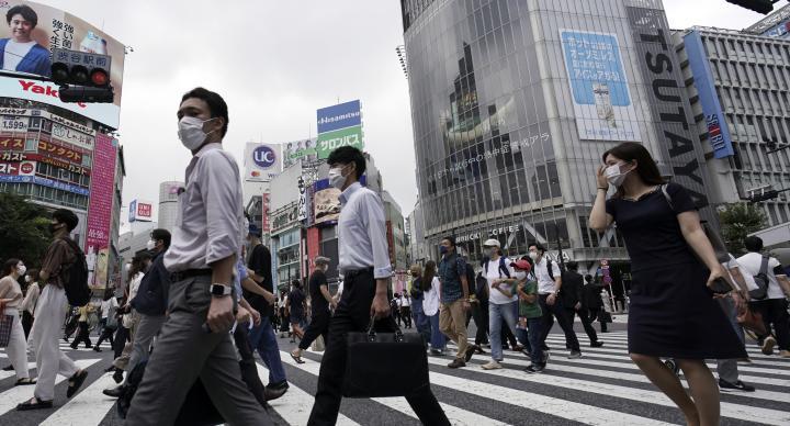 智庫預計日本經濟需四年才能恢復