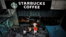 Starbucks blames slower China growth on drop in third-party delivery orders