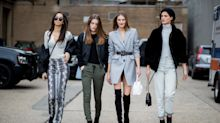 Are plus-size women fashionable? Apparently not, according to street style photos
