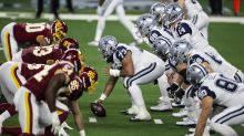 Misery Loves Company: Cowboys-Washington NFL's most-watched game