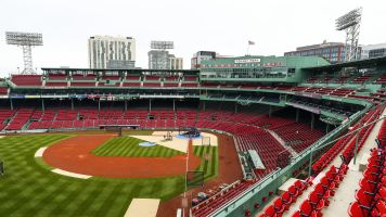 Red Sox turn Fenway suites into locker rooms