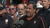 New Jersey Fire 95 Percent Contained