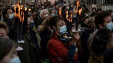 Marseille: deux ans après les effondrements d'immeubles, le recueillement malgré le confinement