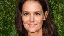 The Story Behind Katie Holmes' New Celebrity Chef Boo Is A Bit Saucy