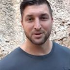 Tim Tebow Celebrates Easter with Video from Visit to Jesus' Tomb in Jerusalem: 'He Has Risen'