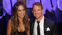 Jenson Button's 16-month-old son in hospital dash after suffering febrile seizure