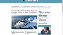 Corriere della Sera, online il nuovo canale economia