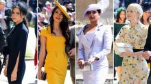 Best Royal Wedding guest dress dupes: from Amal Clooney to Victoria Beckham