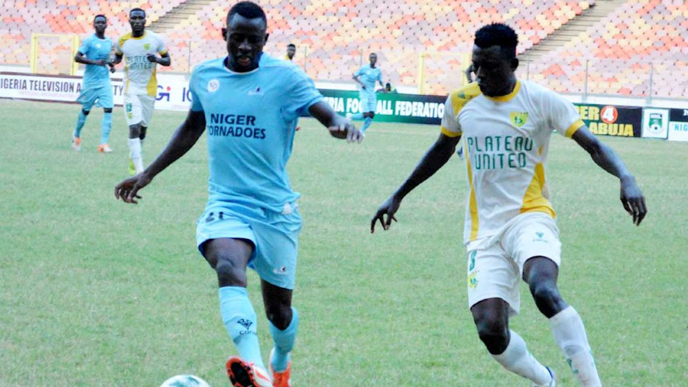 Niger Tornadoes 'fought hard' to qualify, says Iko James