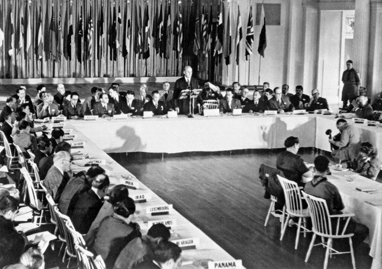 Is the World Heading Towards Another Bretton Woods Moment?