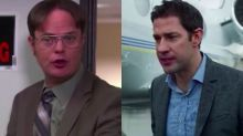 Dwight Schrute Is Finally a Real International Security Threat in 'Jack Ryan'-'Office' Mashup (Video)