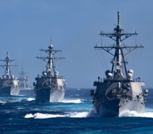 The US Navy orders ships in the Pacific to stay at sea at least 14 days between port calls over coronavirus concerns