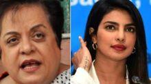 Shireen Mazari writes to UNICEF to remove Priyanka Chopra as goodwill ambassador