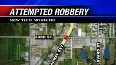Edmond Police Investigate Robbery Attempt