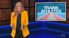 Samantha Bee slams transphobic bills, telling Republicans to 'mind their own f***ing business'
