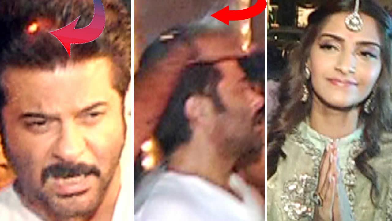 Oops anil kapoors hair gets burnt during diwali video anil kapoors hair gets burnt during diwali video pmusecretfo Images