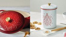 Le Creuset Has A New Noël Collection That You'll Want To Use All Holiday Season