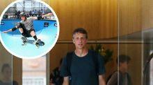 Skater Tony Hawk spotted staying at QT Bondi