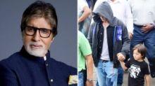 QuickE: Big B Hospitalised; SRK, KJo at Gateway of India