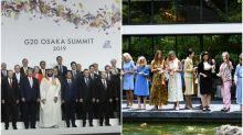 La próxima vez que digan que el patriarcado no existe, recuerda estas imágenes del G20