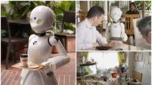 【有片】東京期間限定cafe 機械人由ALS肌肉萎縮症患者操控