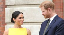 Prince Harry and Meghan to 'return to UK' for another major event