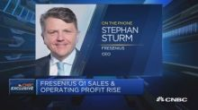 Fresenius investment in emerging markets will take a while to pay off, CEO says