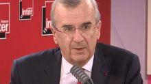 """Finances publiques : """"Il faut peut-être cantonner la dette héritée du Covid-19"""", estime le gouverneur de la Banque de France"""