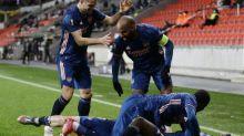 Foot - C3 - Ligue Europa: Arsenal rejoint les demies avec un doublé de Lacazette, retrouvailles avec Unai Emery à venir