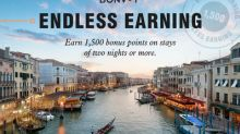 New, Global Marriott Bonvoy Point Promotion Gives Members Endless Earning Opportunities from July 2 - September 16