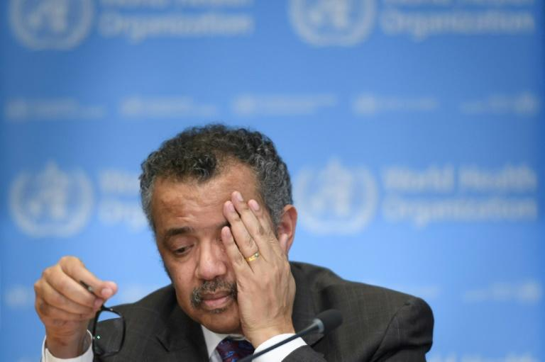Tedros Adhanom Ghebreyesus says the pandemic's effects will be long-lasting