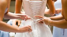 Bride guilts bridesmaids into paying for wedding dress