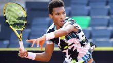 Tennis - ATP - Cologne - Cologne : Félix Auger-Aliassime en demi-finales