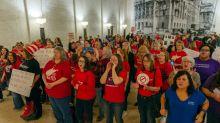 West Virginia Teachers Went On Strike And Won -- Again