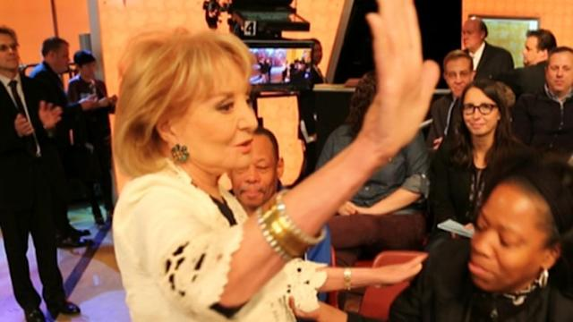 Barbara Walters to Retire