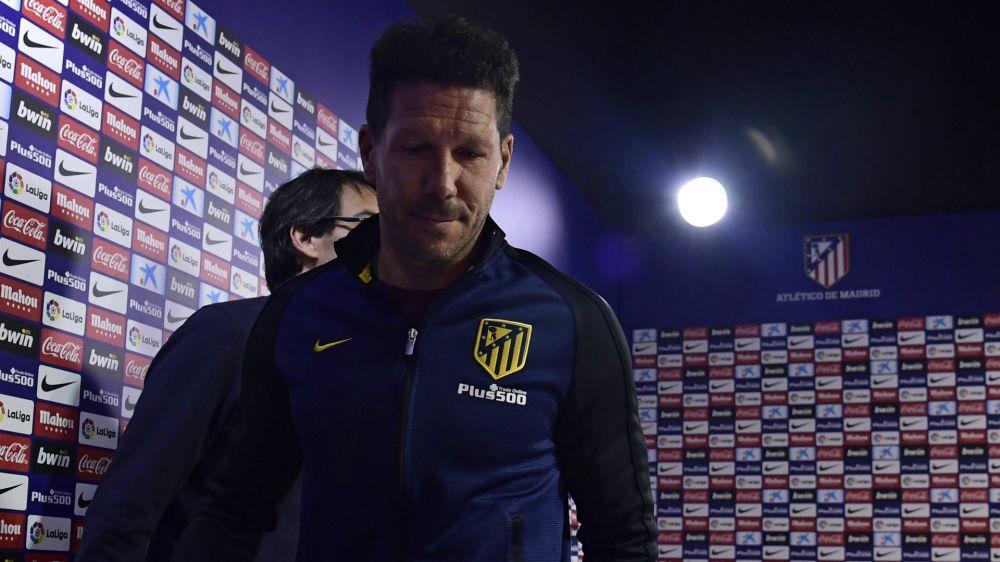 Simeone garante que Atleti não quer revanche contra o Real Madrid na Champions League