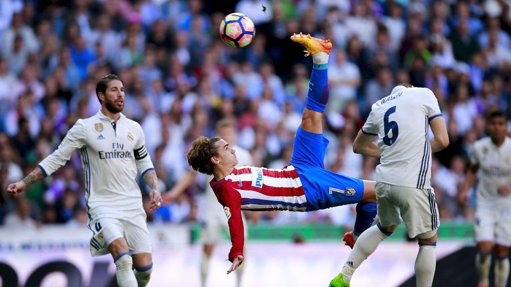 Atletico, Simeone évoque l'avenir de Griezmann