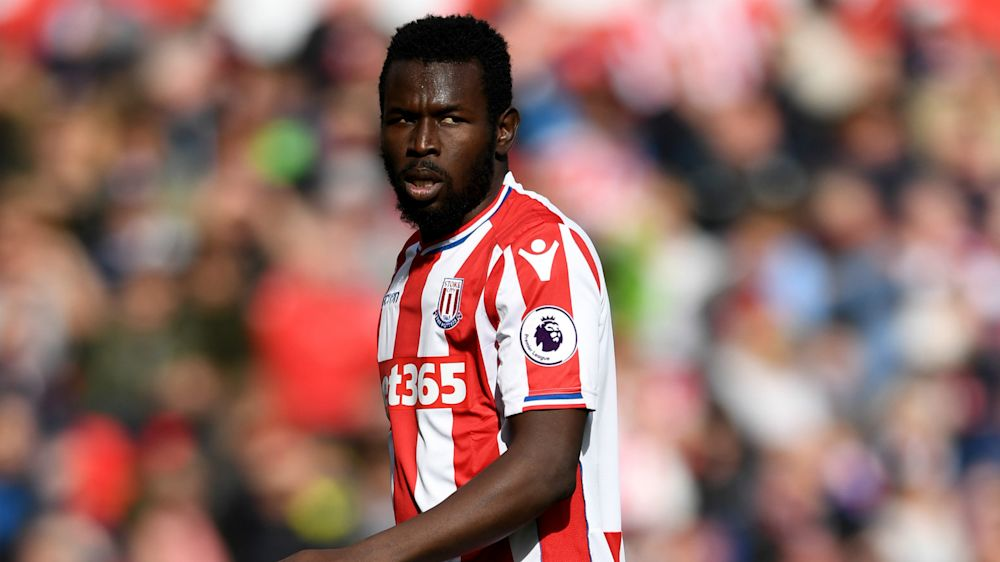 Stoke reward Diouf with new three-year contract