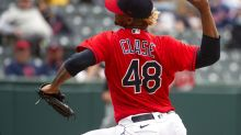 Life at 100 mph isn't all sunshine and roses for Cleveland Indians' Emmanuel Clase