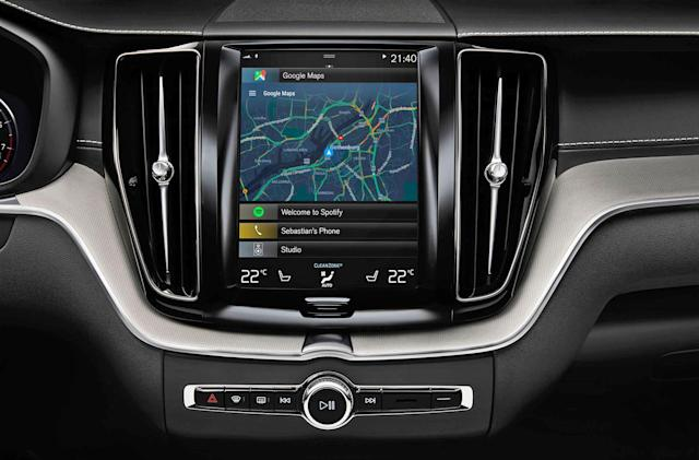 Audi and Volvo go all-in on Android