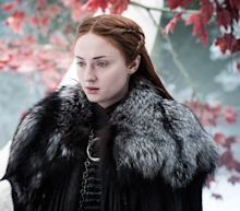 Sophie Turner Says Sansa Stark's Hair Is Full of Game of Thrones Secrets