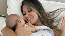 Após polêmica com filha, Mayra Cardi se afasta das redes sociais