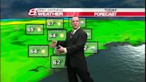 News 8 NOW morning weather