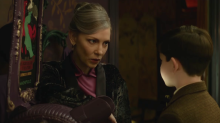 'The House with a Clock in Its Walls' trailer: Cate Blanchett is the witch next door in Eli Roth's fantasy horror