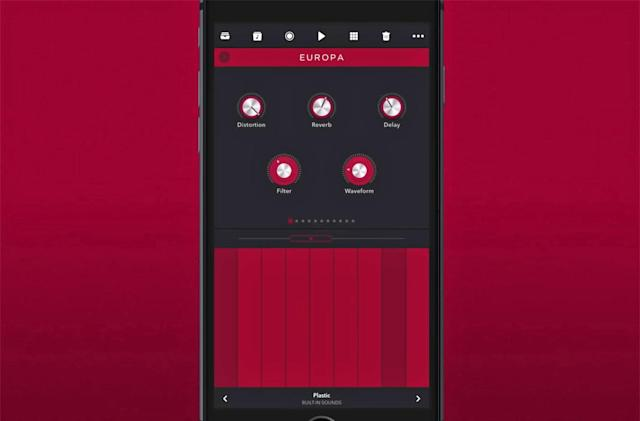 Reason Compact puts a free music synthesizer on your phone