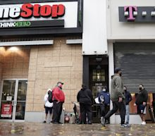 GameStop halted for trading after 70% jump in apparent short squeeze