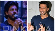 Shah Rukh Khan ignored Ranveer Singh's tweet; here's what happened next